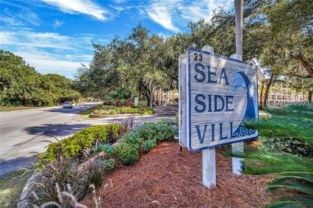 23 S Forest Beach #347, Hilton Head Island, SC 29928 (MLS #417736) :: The Alliance Group Realty