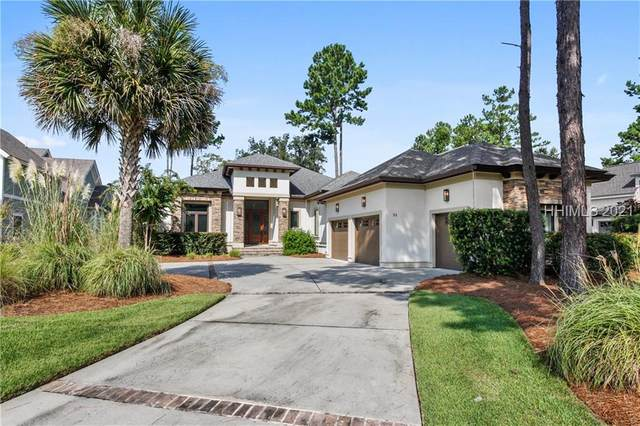 33 Anchor Cove Court, Bluffton, SC 29910 (MLS #417753) :: Southern Lifestyle Properties
