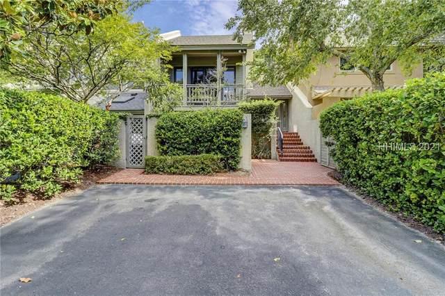 6 Braddock Cove, Hilton Head Island, SC 29928 (MLS #417766) :: Southern Lifestyle Properties