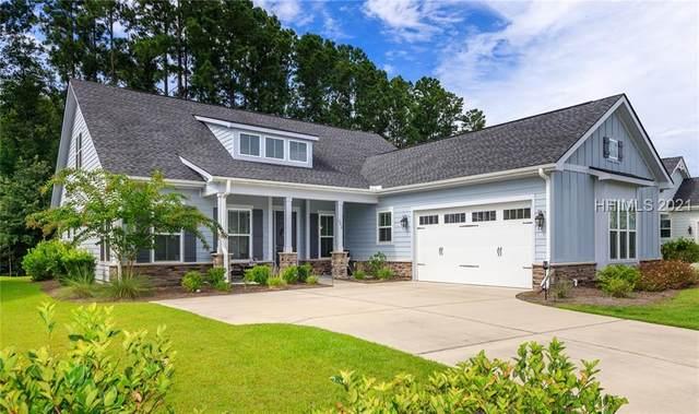322 Lake Bluff Drive, Bluffton, SC 29910 (MLS #417848) :: Southern Lifestyle Properties