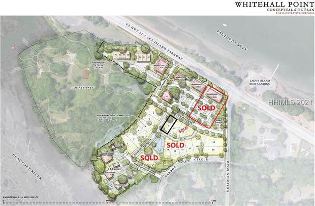 Lot 7 Whitehall Point, Beaufort, SC 29907 (MLS #417867) :: Coastal Realty Group