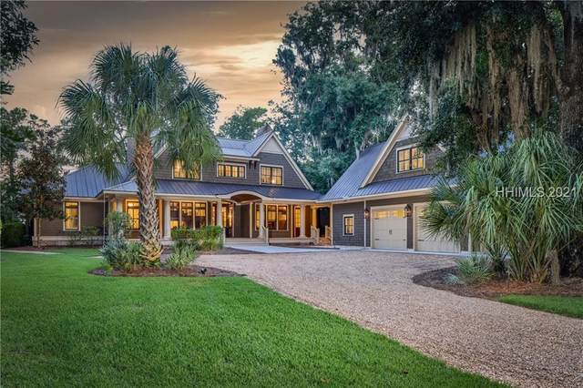 15 Trout Hole Road, Bluffton, SC 29910 (MLS #417880) :: Southern Lifestyle Properties