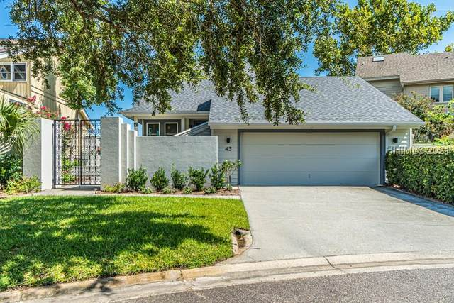 43 Fairway Winds Place, Hilton Head Island, SC 29928 (MLS #417892) :: Southern Lifestyle Properties