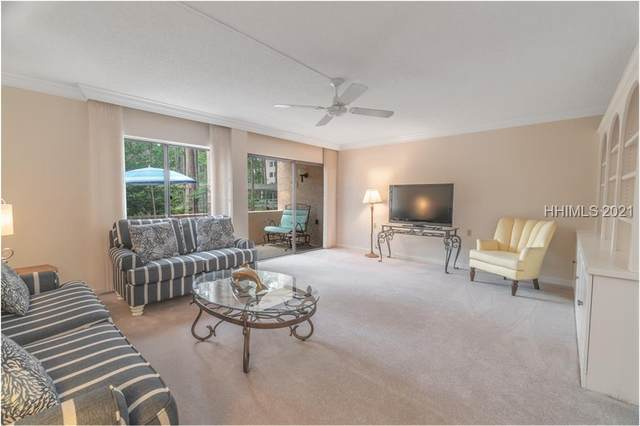 300 Woodhaven Drive #2107, Hilton Head Island, SC 29928 (MLS #417894) :: HomeHHI