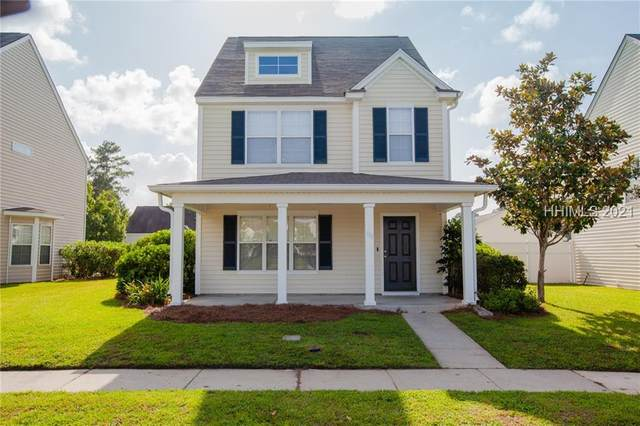 508 Westwater Lane, Bluffton, SC 29909 (MLS #417912) :: The Alliance Group Realty