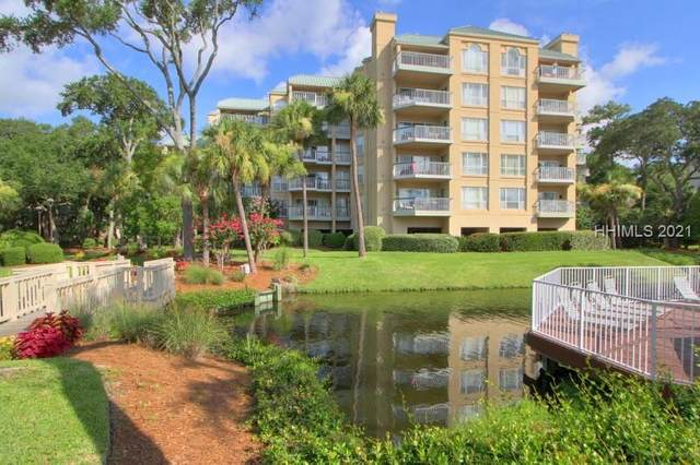 75 Ocean Lane #103, Hilton Head Island, SC 29928 (MLS #417961) :: Coastal Realty Group