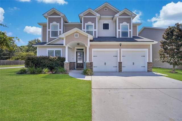 51 Sago Palm Drive, Bluffton, SC 29910 (MLS #417967) :: Charter One Realty