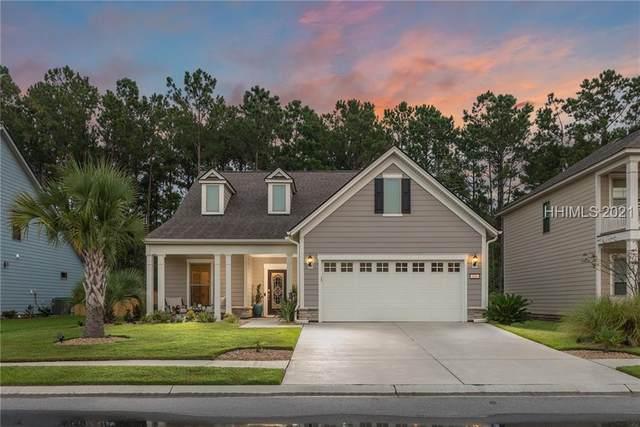 119 Rudder Run, Bluffton, SC 29910 (MLS #418081) :: Southern Lifestyle Properties