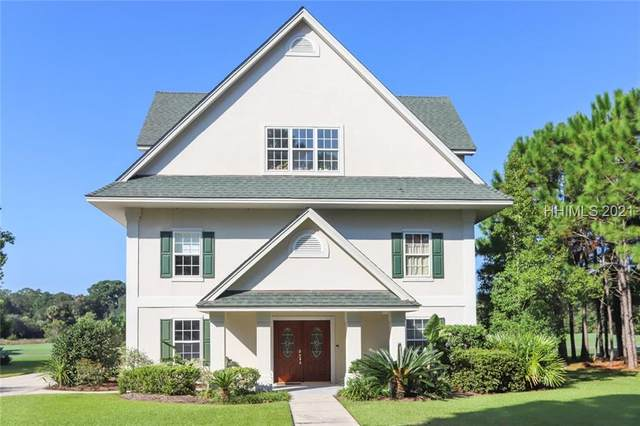 42 Pointe South Trace, Bluffton, SC 29910 (MLS #418182) :: Coastal Realty Group
