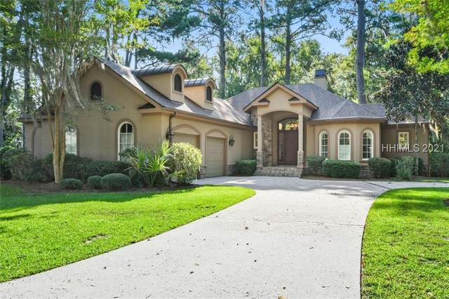 162 Summerton Drive, Bluffton, SC 29910 (MLS #418208) :: The Alliance Group Realty