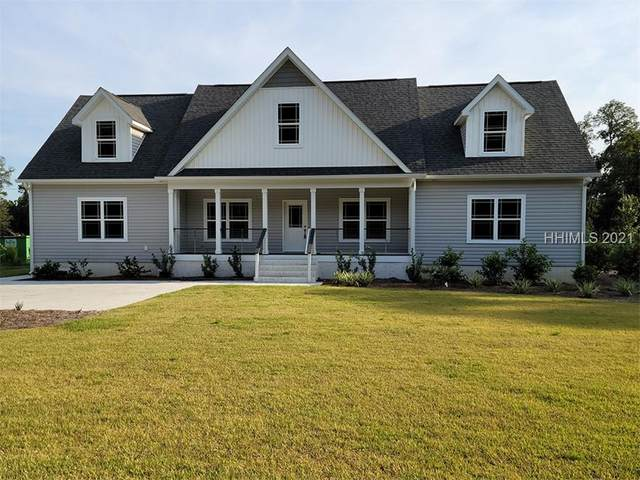 90 Alston Road NE, Beaufort, SC 29907 (MLS #418264) :: Coastal Realty Group