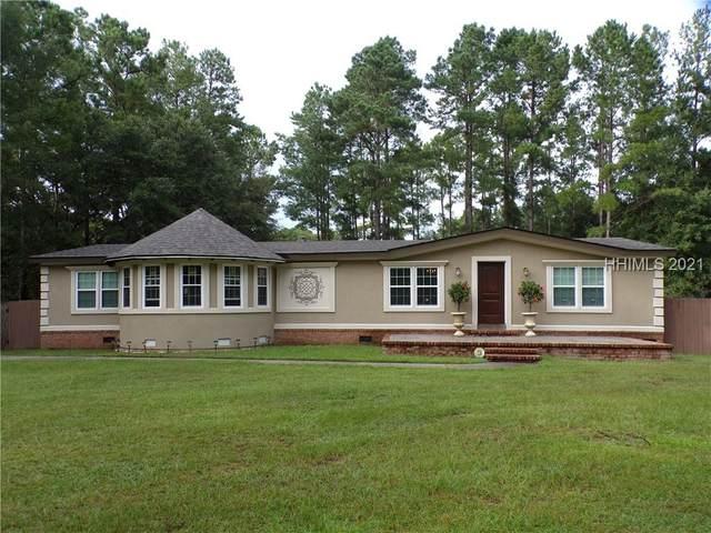 70 Oak Hill Road, Ridgeland, SC 29936 (MLS #418282) :: Charter One Realty