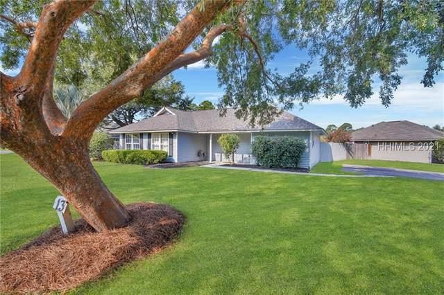 13 Shamrock Circle, Hilton Head Island, SC 29926 (MLS #418294) :: Southern Lifestyle Properties