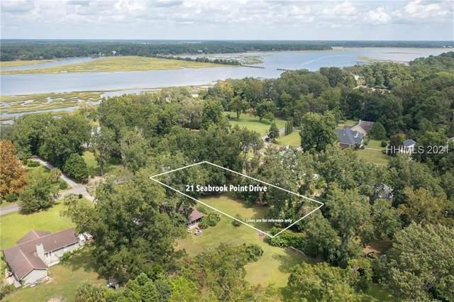 21 Seabrook Point Drive, Seabrook, SC 29940 (MLS #418311) :: The Etheridge Group