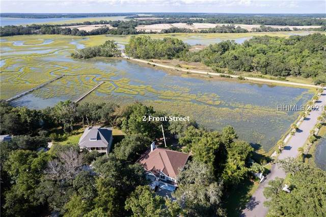 2 Front Street, Saint Helena Island, SC 29920 (MLS #418321) :: The Alliance Group Realty