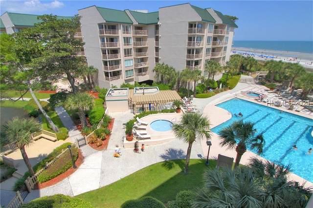 1 Ocean Lane #1507, Hilton Head Island, SC 29928 (MLS #418322) :: Coastal Realty Group