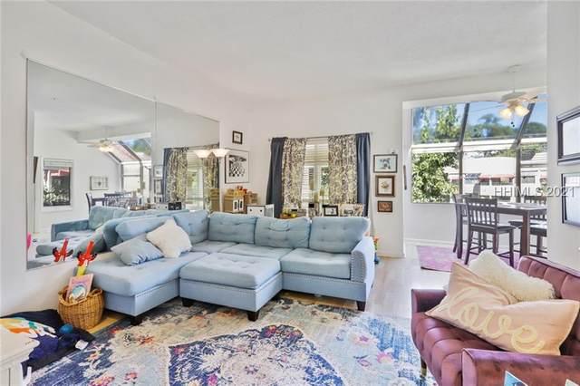 3 Shelter Cove Lane #7454, Hilton Head Island, SC 29928 (MLS #418337) :: The Sheri Nixon Team