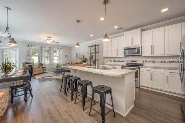 156 Brickway Street, Bluffton, SC 29910 (MLS #418361) :: RE/MAX Island Realty