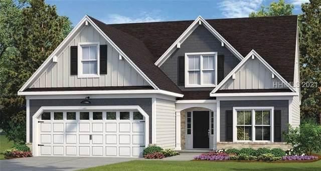 5 Benton Circle, Bluffton, SC 29910 (MLS #418365) :: Southern Lifestyle Properties