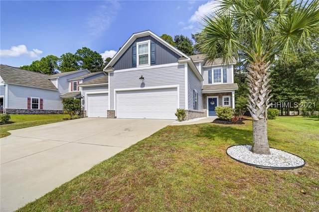 40 Swamp White Oak Drive, Bluffton, SC 29910 (MLS #418369) :: Coastal Realty Group