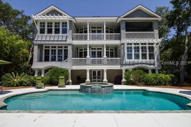 20 Donax Road, Hilton Head Island, SC 29928 (MLS #418377) :: Charter One Realty