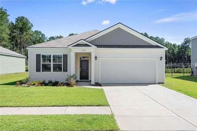 2373 Blakers Boulevard, Bluffton, SC 29909 (MLS #418391) :: Hilton Head Real Estate Partners