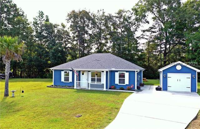 717 Ridgeland Lakes Drive, Ridgeland, SC 29936 (MLS #418395) :: Charter One Realty