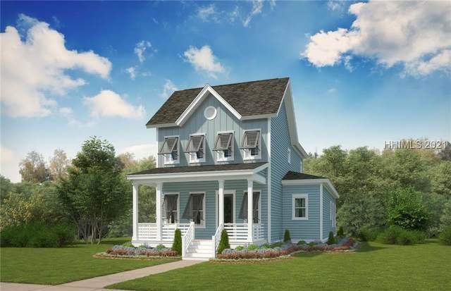 22 Great Heron Way, Bluffton, SC 29909 (MLS #418399) :: Southern Lifestyle Properties