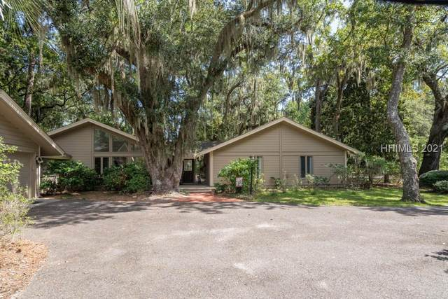 4 Twin Pines Court, Hilton Head Island, SC 29928 (MLS #418415) :: Hilton Head Real Estate Partners