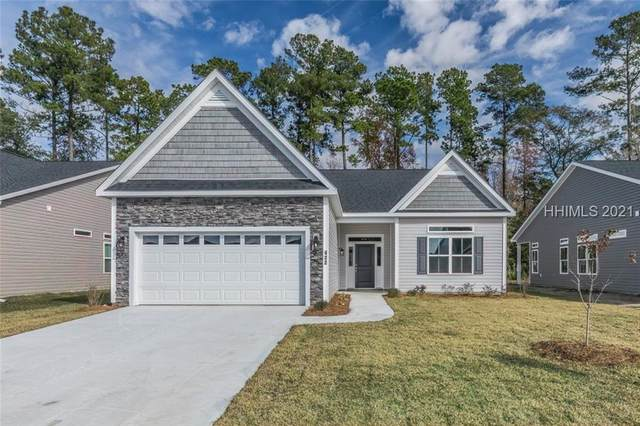 61 Monument Street, Hardeeville, SC 29927 (MLS #418422) :: The Alliance Group Realty