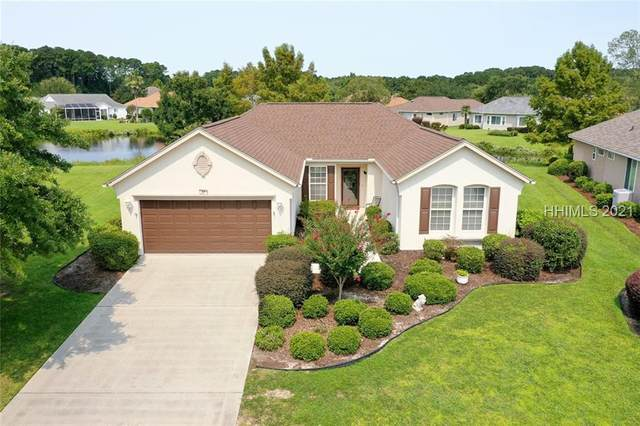 27 Falmouth Way, Bluffton, SC 29909 (MLS #418430) :: The Alliance Group Realty