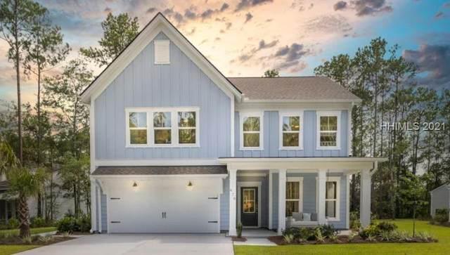 267 Rudder Run, Bluffton, SC 29910 (MLS #418439) :: Southern Lifestyle Properties