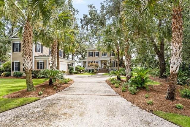 4 Claires Point Road, Beaufort, SC 29907 (MLS #418441) :: Coastal Realty Group