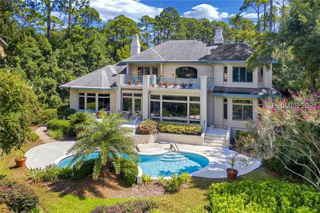 12 Lavington Road, Hilton Head Island, SC 29928 (MLS #418474) :: Southern Lifestyle Properties