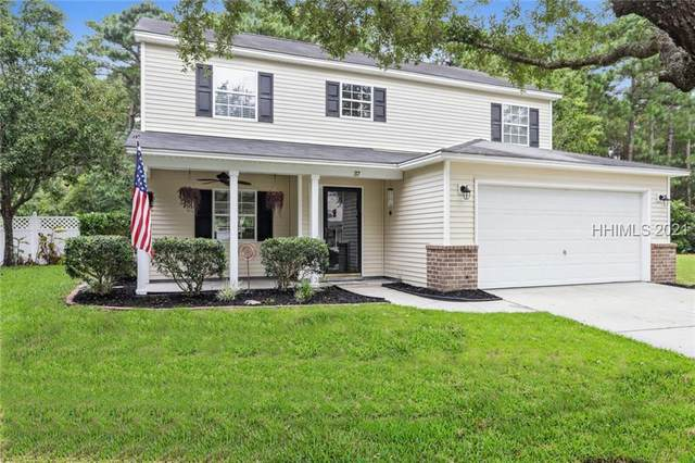 37 Hidden Lakes Lane, Bluffton, SC 29910 (MLS #418480) :: RE/MAX Island Realty