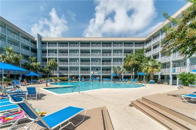663 William Hilton Parkway #1423, Hilton Head Island, SC 29928 (MLS #418489) :: Southern Lifestyle Properties