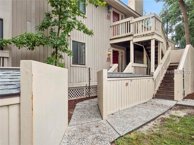 125 Shipyard Drive #113, Hilton Head Island, SC 29928 (MLS #418498) :: Southern Lifestyle Properties