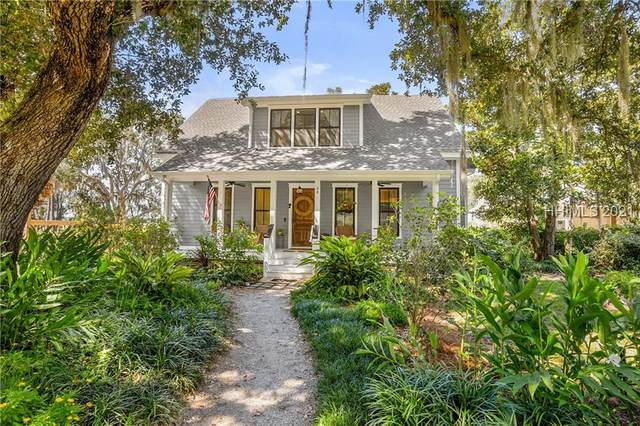 34 Meridian Road, Beaufort, SC 29907 (MLS #418504) :: The Alliance Group Realty