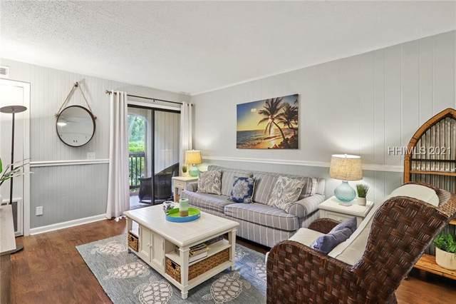 21 Lagoon Road B1i, Hilton Head Island, SC 29928 (MLS #418505) :: Southern Lifestyle Properties