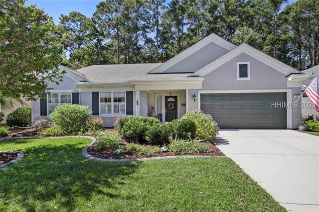 25 Nightingale Lane, Bluffton, SC 29909 (MLS #418517) :: The Alliance Group Realty