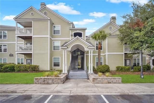100 Kensington Boulevard #1216, Bluffton, SC 29910 (MLS #418532) :: RE/MAX Island Realty