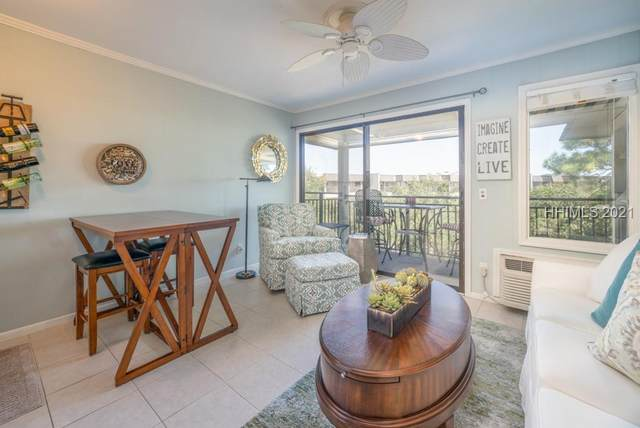 23 S Forest Beach Drive #352, Hilton Head Island, SC 29928 (MLS #418540) :: Colleen Sullivan Real Estate Group
