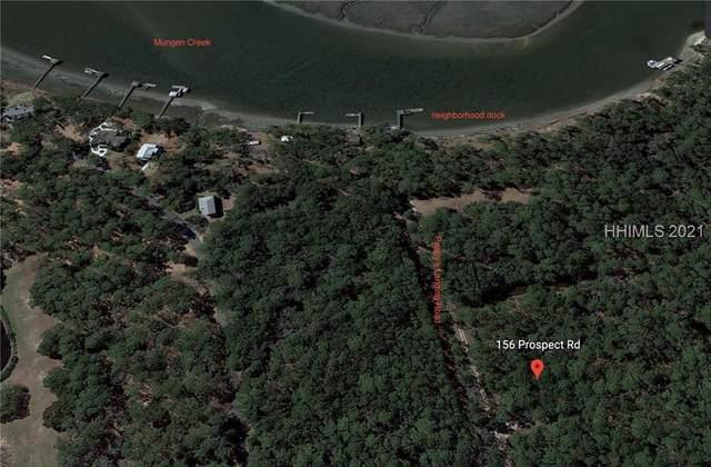 156 Prospect Road, Daufuskie Island, SC 29915 (MLS #418546) :: Colleen Sullivan Real Estate Group