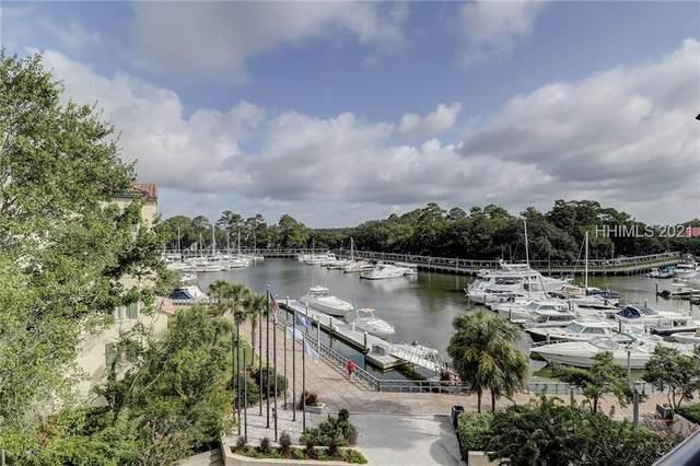9 Harbourside Lane 7335B, Hilton Head Island, SC 29928 (MLS #418550) :: Coastal Realty Group
