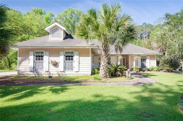 34 Chechessee Bluff Circle, Okatie, SC 29909 (MLS #418557) :: Coastal Realty Group
