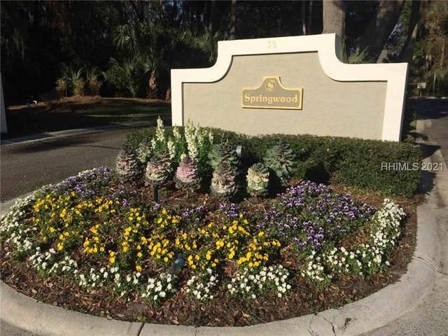 36 Deallyon Avenue #25, Hilton Head Island, SC 29928 (MLS #418565) :: Coastal Realty Group