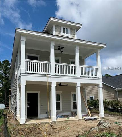 5 Fording Court, Bluffton, SC 29910 (MLS #418575) :: RE/MAX Island Realty