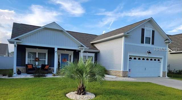 64 Grovewood Drive, Bluffton, SC 29910 (MLS #418589) :: The Alliance Group Realty