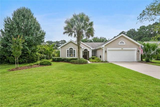 47 Argent Way, Bluffton, SC 29909 (MLS #418638) :: Southern Lifestyle Properties