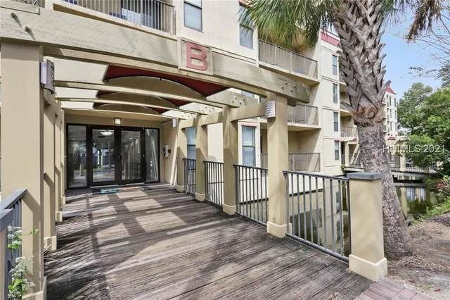 34 S Forest Beach Drive 14B, Hilton Head Island, SC 29928 (MLS #418671) :: The Sheri Nixon Team